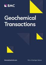 Geochemical Transactions