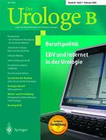 Der Urologe B