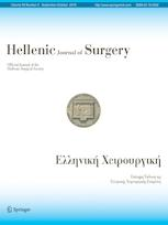 Hellenic Journal of Surgery