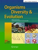 Organisms Diversity & Evolution