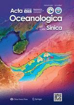 Acta Oceanologica Sinica