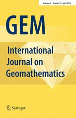GEM - International Journal on Geomathematics