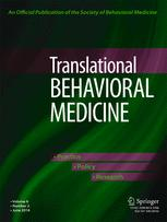 Translational Behavioral Medicine