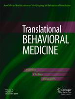 Translational Behavioral Medicine