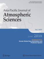 Asia-Pacific Journal of Atmospheric Sciences