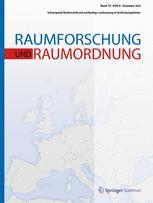 Raumforschung und Raumordnung 6/2016