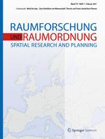 Raumforschung und Raumordnung -  Spatial Research and Planning 1/2017