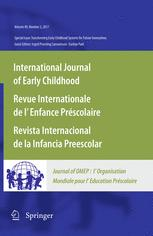 International Journal of Early Childhood