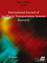 International Journal of Intelligent Transportation Systems Research