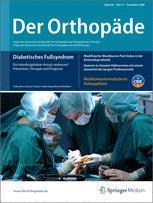 Der Orthopäde