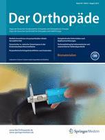 Der Orthopäde 8/2015