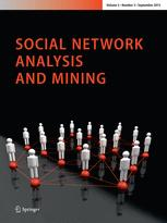 Social Network Analysis and Mining cover image