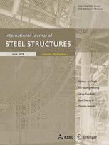 International Journal of Steel Structures