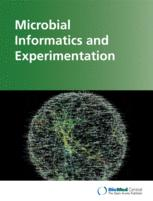 Microbial Informatics and Experimentation