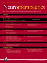 Neurotherapeutics