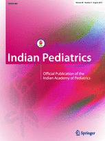 Indian Pediatrics
