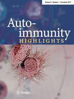 Autoimmunity Highlights 1/2017