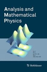 Analysis and Mathematical Physics