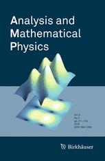 Analysis and Mathematical Physics