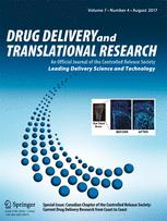 Drug Delivery and Translational Research