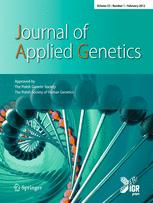 Journal of Applied Genetics