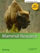 Mammal Research