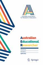 The Australian Educational Researcher
