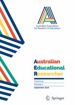 The Australian Educational Researcher