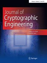 Journal of Cryptographic Engineering
