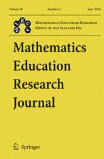 Mathematics Education Research Journal