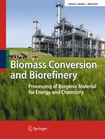 Biomass Conversion and Biorefinery