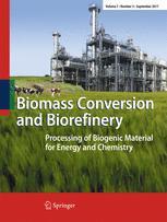 Biomass Conversion and Biorefinery
