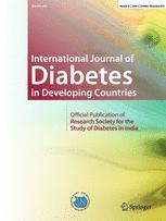 International Journal of Diabetes in Developing Countries