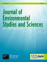 Journal of Environmental Studies and Sciences