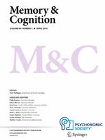 Memory & Cognition
