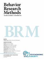 Behavior Research Methods