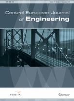 Central European Journal of Engineering