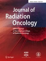 Journal of Radiation Oncology