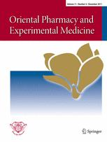 Oriental Pharmacy and Experimental Medicine