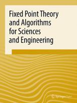 Fixed Point Theory and Applications
