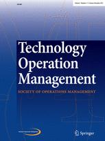 Technology Operation Management