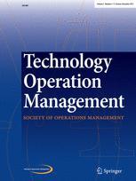 Technology Operation Management