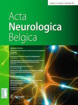 Acta Neurologica Belgica