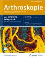 Arthroskopie 4/2012
