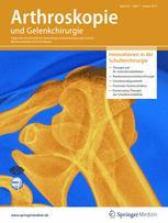 Arthroskopie