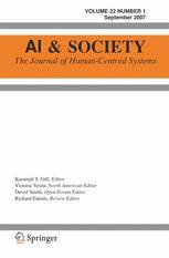 AI & SOCIETY