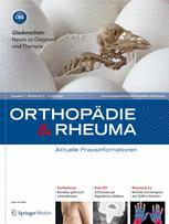 Orthopädie & Rheuma 5/2012