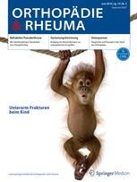 Orthopädie & Rheuma