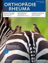 Orthopädie & Rheuma 4/2017
