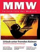 MMW - Fortschritte der Medizin 18/2012